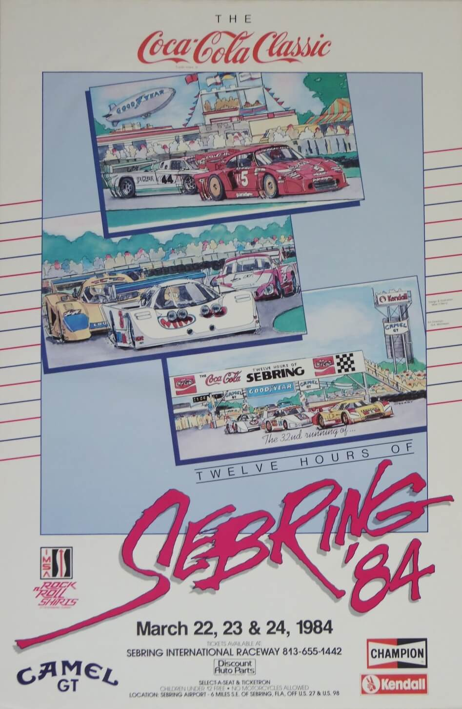 sportscar worldwide sebring international raceway sebring international raceway